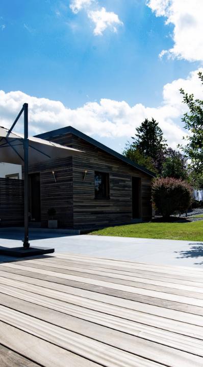 Terrasse - Aménagement extérieur par GardenSKoncept