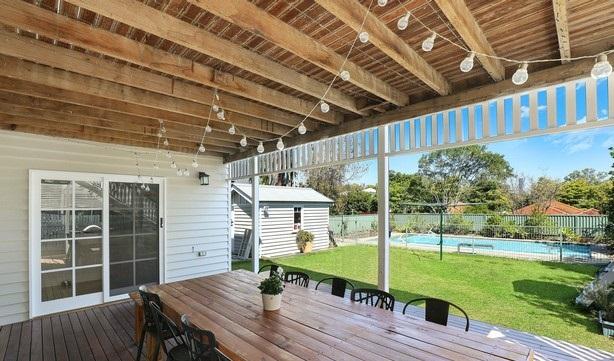 Projet architecture extérieure - Terrasse