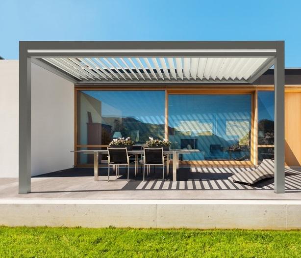 Pergola en aluminium pour votre terrasse