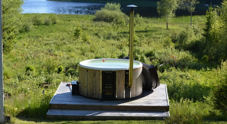 Bain nordique - GardenSKoncept