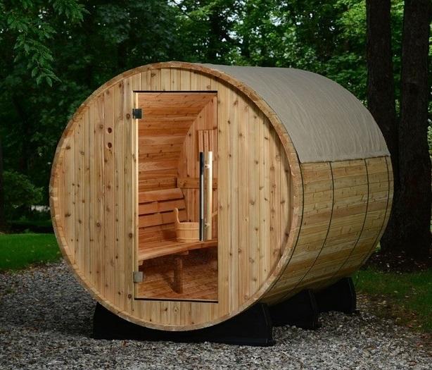 Sauna extérieur - Bien-être