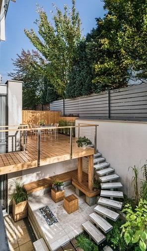 Projet architecture extérieure