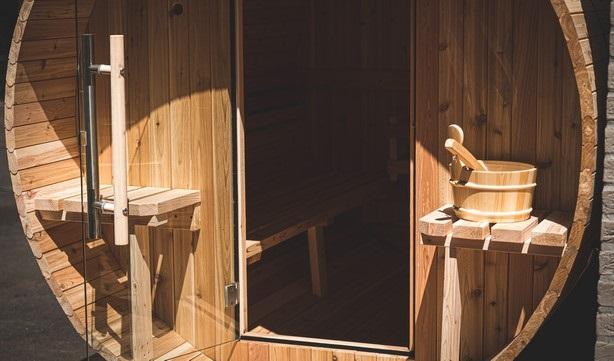 Sauna - Projet architecture extérieure
