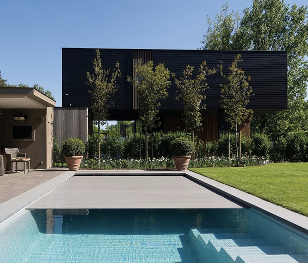 Aménagement d'une piscine - GardenSKoncept