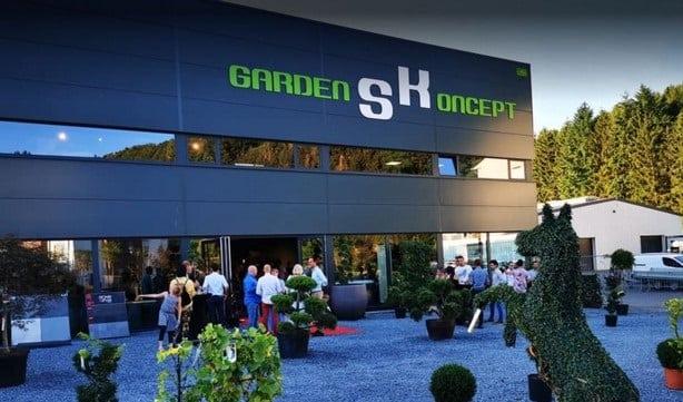 Showroom - GardenSKoncept