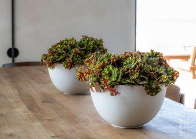 Aménagements de jardins poterie