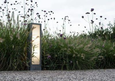 Luminaire jardin Luxembourg