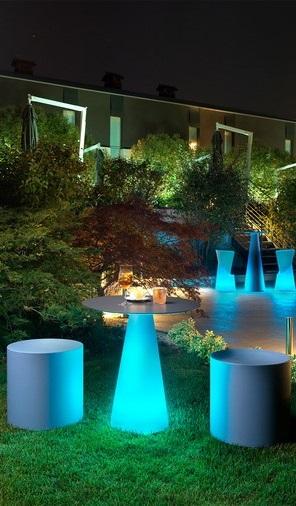 Mobilier de jardin - Luminaires design