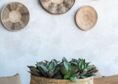 Panier plante Pottery Pots déco bohème