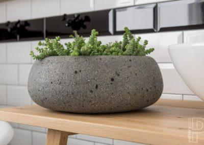Pot plante déco salle de bains Pottery Pots