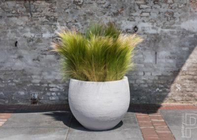 Pot plante extérieur