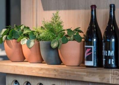 Pottery Pots poterie plantes aromatiques