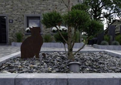 Objets de déco - entreprise parc et jardin - Soldes d'hiver