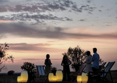 Luminaires Kooduu pour votre extérieur