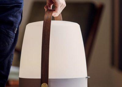 Lampe Lite up Bluetooth de la marque Kooduu