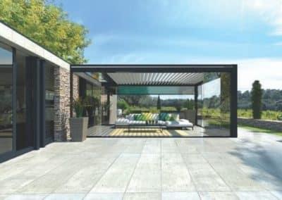 Pergola terrasse Art Home Alu