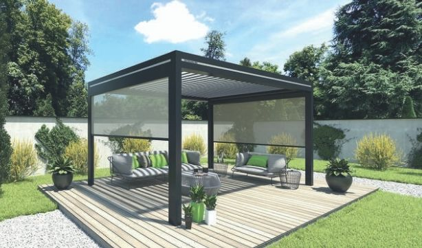 Pergola bioclimatique - Ventury par Art Home Alu