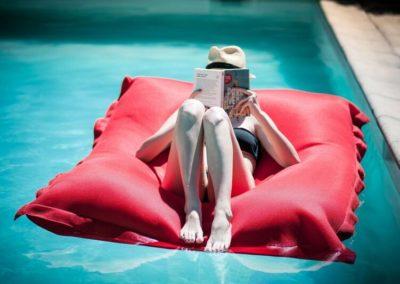Shelto - poufs pour votre extérieur et piscine