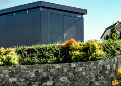 Installation d'un abri de jardin - GardenSKoncept