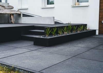 Aménagement extérieur - Terrasse avec GardenSKoncept
