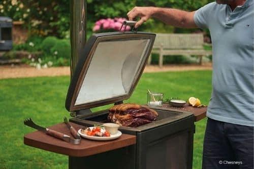 Barbecue élégant - GardenSKoncept