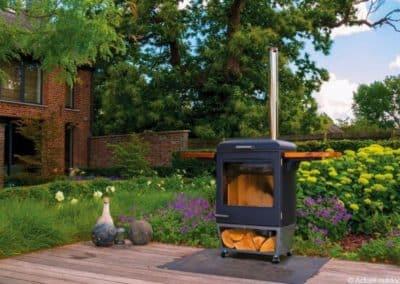 Barbecue et chauffage - GardenSKoncept