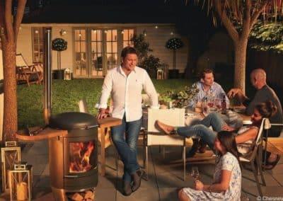 Soirée en famille et amis - Barbecue