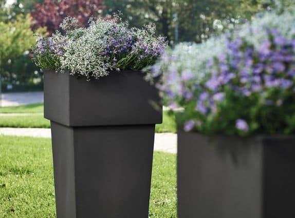 Pot de fleurs - Décoration extérieure de la marque Lyxo