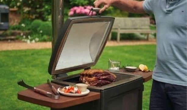 Poêle à bois - Barbecue Actuel Outdoor