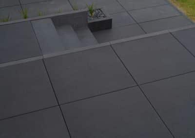 Aménagement extérieur - Terrasse design et moderne