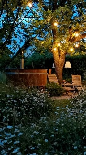 Sauna pour votre extérieur - GardenSKoncept