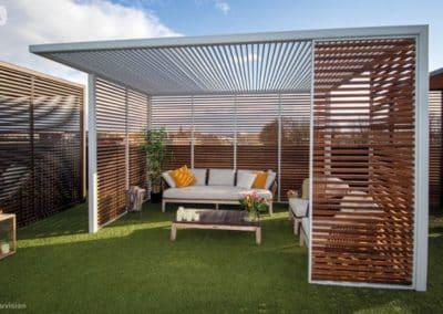 Aménagement extérieur - Pergola design